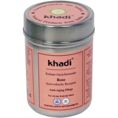 KHADI® Maschera viso Petali di Rose
