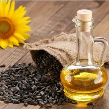 Materie azione Antiage-Idratante-Nutriente Olio di Girasole Bio Linoleico - Organic Heliantus Annuus (Sunflower) Oil
