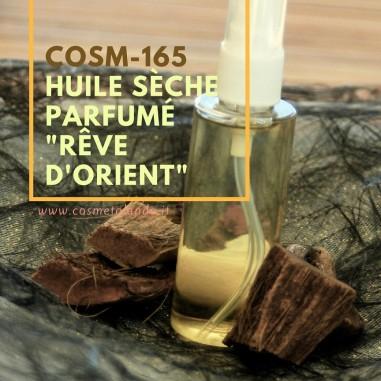 """Home Huile sèche parfumé \\""""Rêve d'Orient\\"""" – COSM-165 COSM-165"""