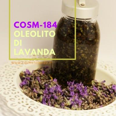 Home Macerato oleoso di Lavanda - COSM-184 COSM-184
