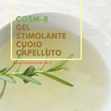 Home Gel stimolante cuoio capelluto – COSM-8 COSM-8