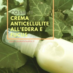 Home Crema anticellulite all'edera e fucus – COSM-11 COSM-11