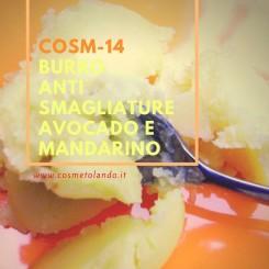 Home Burro antismagliature avocado e mandarino – COSM-14 COSM-14