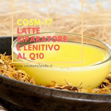 Latte riparatore e lenitivo al Q10 – COSM-17