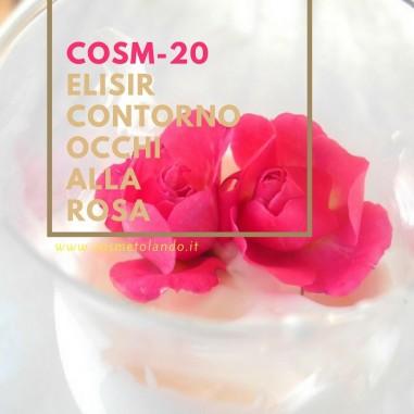 Contorno Occhi Elisir contorno occhi alla rosa – COSM-20 COSM-20