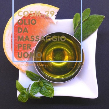 Olio da massaggio per uomo – COSM-29