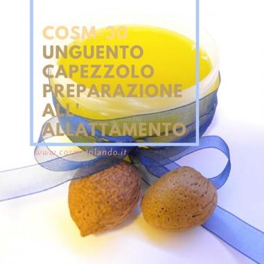 Unguento capezzolo di preparazione all'allattamento – COSM-30