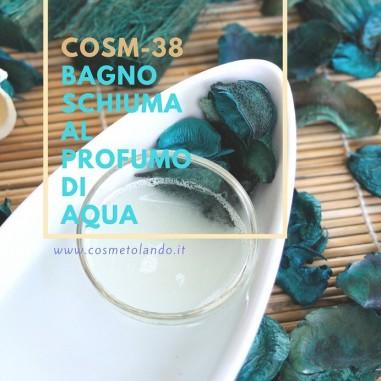 Bagno schiuma al profumo di Aqua  – COSM-38