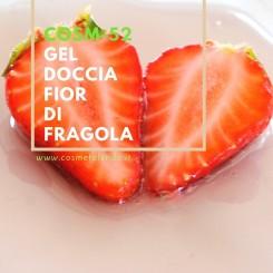 Home Gel doccia fior di fragola – COSM-52 COSM-52