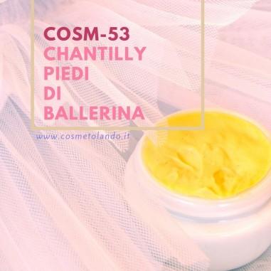 Chantilly piedi di ballerina – COSM-53