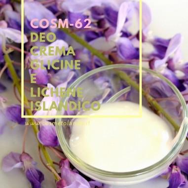 Deo crema glicine e lichene islandico – COSM-62