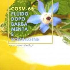 Home Fluido dopo-barba menta e borragine - COSM-65 COSM-65