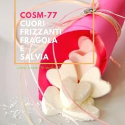 Home Cuori frizzanti fragola e salvia – COSM-77 COSM-77