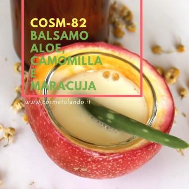 Balsamo aloe, camomilla e maracuja – COSM-82