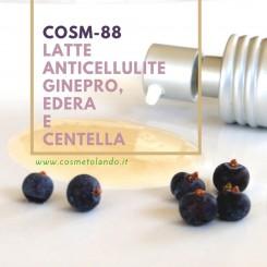 Home Latte anticellulite ginepro, edera e centella – COSM-88 COSM-88