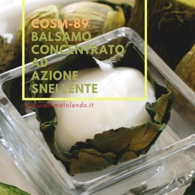 Home Balsamo concentrato ad azione snellente - COSM-89 COSM-89