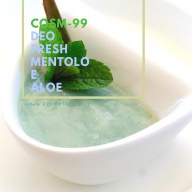 Deo Fresh mentolo e aloe – COSM-99
