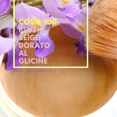 Blush beige dorato al glicine - COSM-100