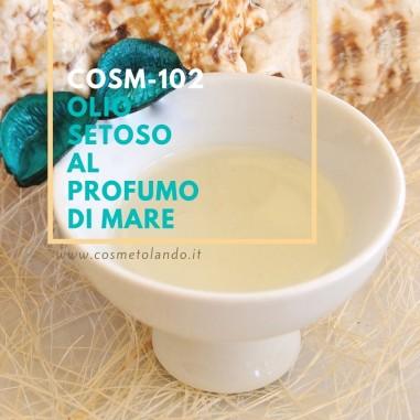 Olio setoso al profumo di mare – COSM-102