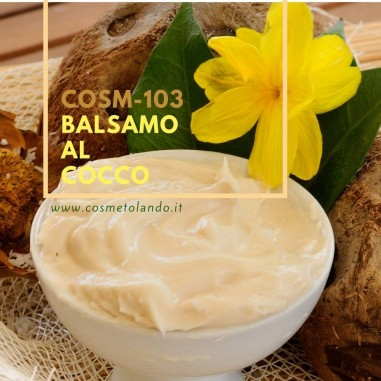 Balsamo al cocco – COSM-103