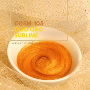 Home Olio oro sublime - COSM-105 COSM-105