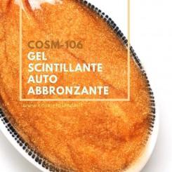 Home Gel scintillante autoabbronzante – COSM-106 COSM-106