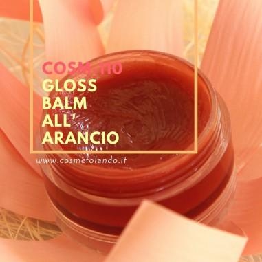 Gloss balm all'arancio – COSM-110