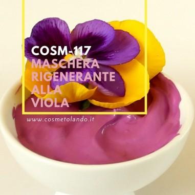 Maschera rigenerante alla viola – COSM-117