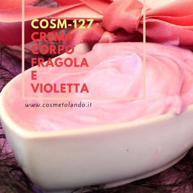 Home Crema corpo fragola e violetta – COSM-127 COSM-127