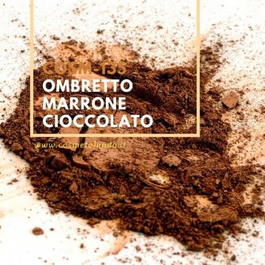 Ombretto marrone cioccolato - COSM-135