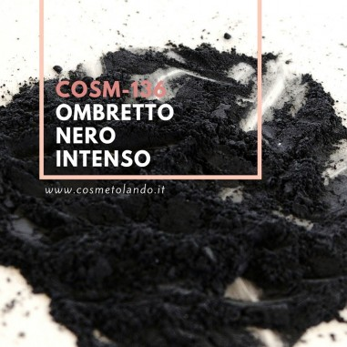 Ombretto nero intenso - COSM-136