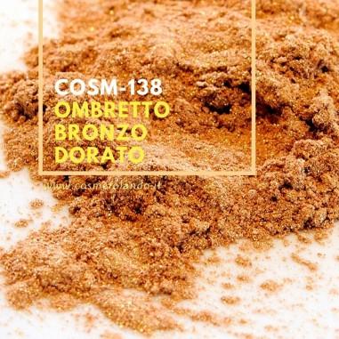 Home Ombretto bronzo dorato - COSM-138 COSM-138