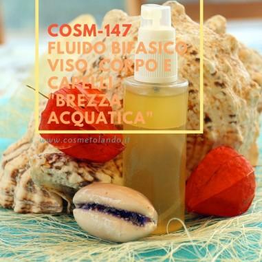 """Fluido bifasico viso, corpo e capelli """"Brezza Acquatica"""" – COSM-147"""