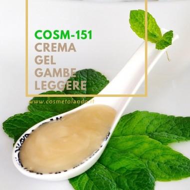 Home Crema gel gambe leggere – COSM-151 COSM-151