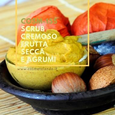 Scrub cremoso frutta secca e agrumi – COSM-155