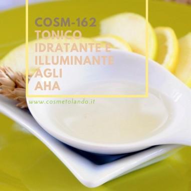 Tonico idratante e illuminante agli AHA – COSM-162