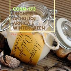 Home Unguento artiglio, arnica e wintergreen – COSM-173 COSM-173