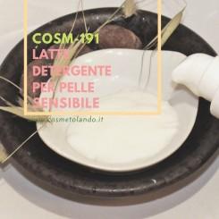 Home Latte detergente per pelle sensibile all'avena – COSM-191 COSM-191