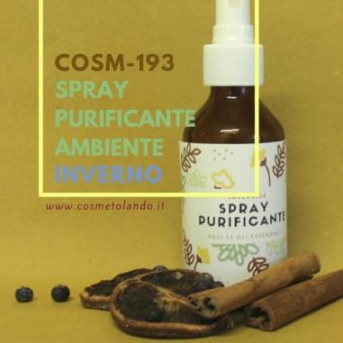 """Home Spray purificante per ambiente \\""""Inverno\\"""" – COSM-193 COSM-193"""
