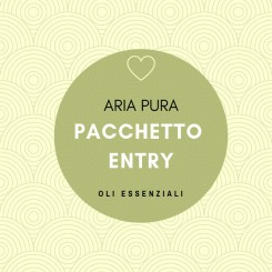 "Pacchetto Entry ""Aria Pura"""