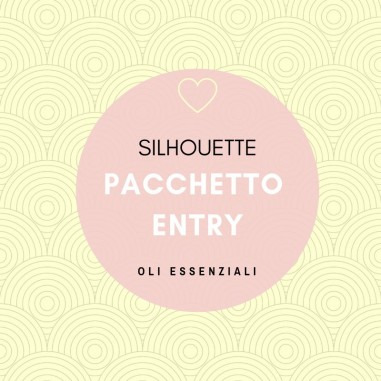 """♥Pacchetti Entry♥ Pacchetto Entry \\""""Silhouette\\"""""""