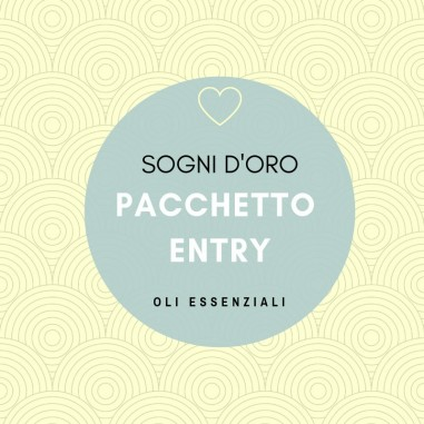 "♥Pacchetti Entry♥ Pacchetto Entry \\""Sogni d'Oro\\"""