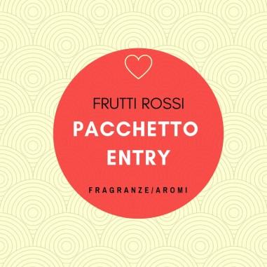"""♥Pacchetti Entry♥ Pacchetto Entry \\""""Frutti Rossi\\"""""""