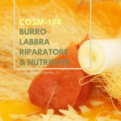 Home Burro labbra riparatore & nutriente – COSM-194 COSM-194