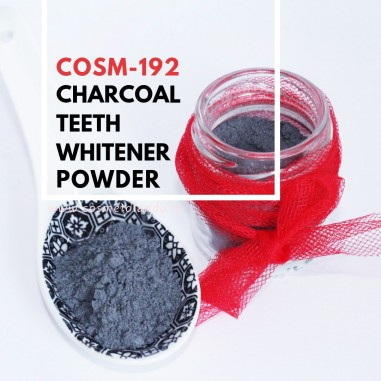 Home Charcoal teeth whitener powder – COSM-192 COSM-192