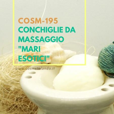 """Home Conchiglie da massaggio \\""""Mari Esotici\\"""" - COSM-195 COSM-195"""