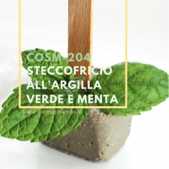 Home Steccofricio all'argilla verde e menta – COSM-204 COSM-204