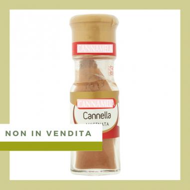 Prodotti NON in Vendita Cannella in polvere