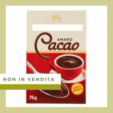 Prodotti NON in Vendita Cacao Amaro