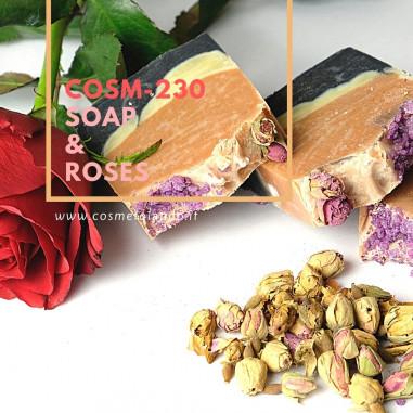 Saponi Artigianali Soap & Roses – COSM-230 COSM-230